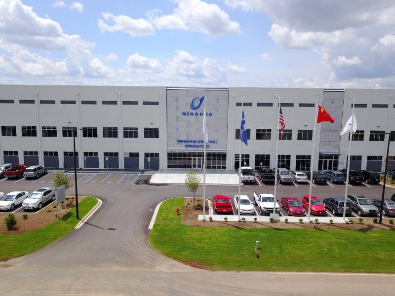 MINGHUA USA, INC